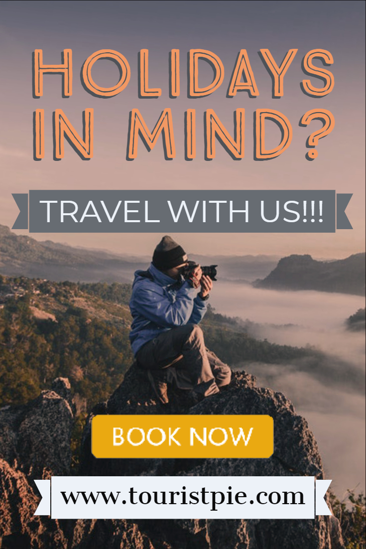 Holidays in Mind, Travel with us, touristpie
